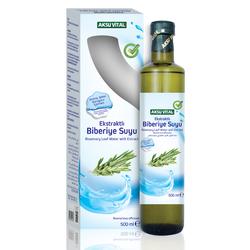 ekstraktli biberiye suyu 500 ml bitki sulari aksuvital 231 24 K