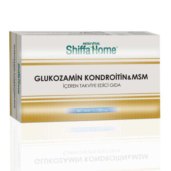glucosamine chondroitine msm tablet tabletler shiffa home 153 16 1